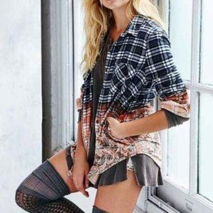 Urban Outfitters flannel Theo shirt